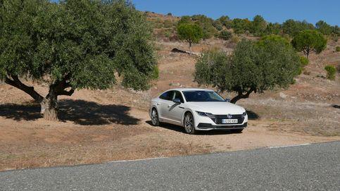 Volkswagen Arteon, un salto hacia arriba