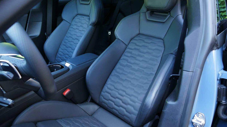 Máxima calidad de terminación y un diseño exclusivo en este e.-tron GT.