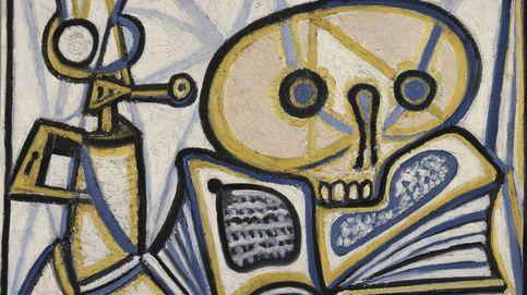 ¿Picasso  medieval? Cuando el dios de la modernidad flirteó con el románico