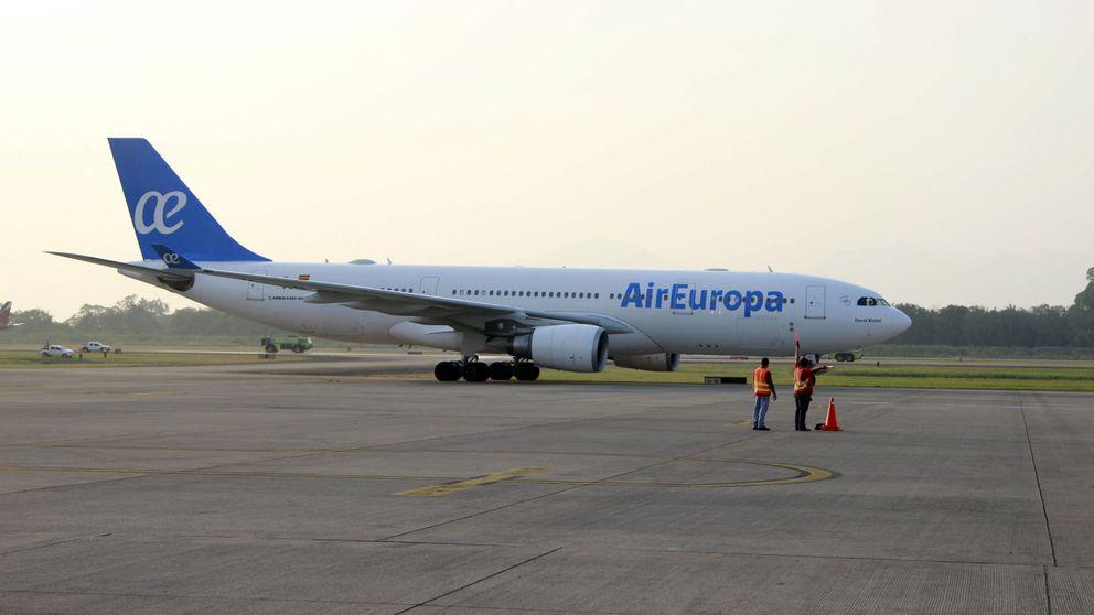 Globalia devolverá un 20% de los aviones de Air Europa por problemas de liquidez