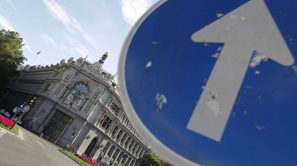 Foto: Sede del Banco de España en la plaza de Cibeles, en Madrid. (EFE)
