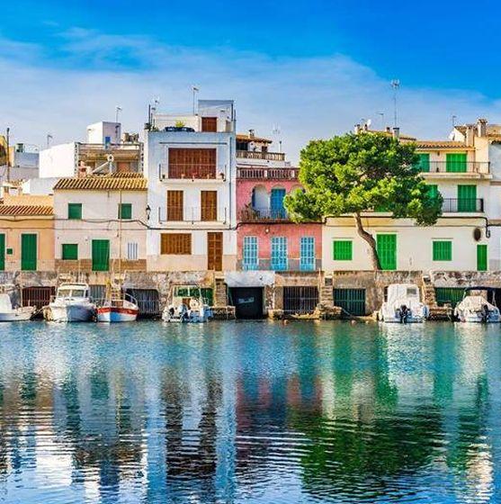 Foto: Portocolom te sorprenderá. (Cortesía Turismo Islas Baleares)