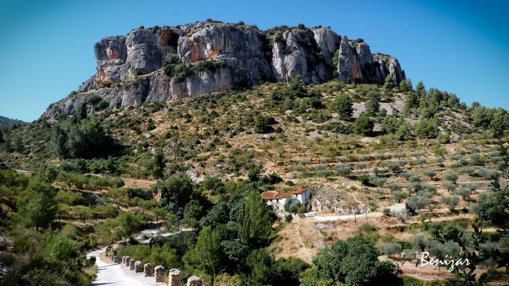 Foto: Benizar, un pequeño pueblo de Murcia, ha decidido que no votará el 28A