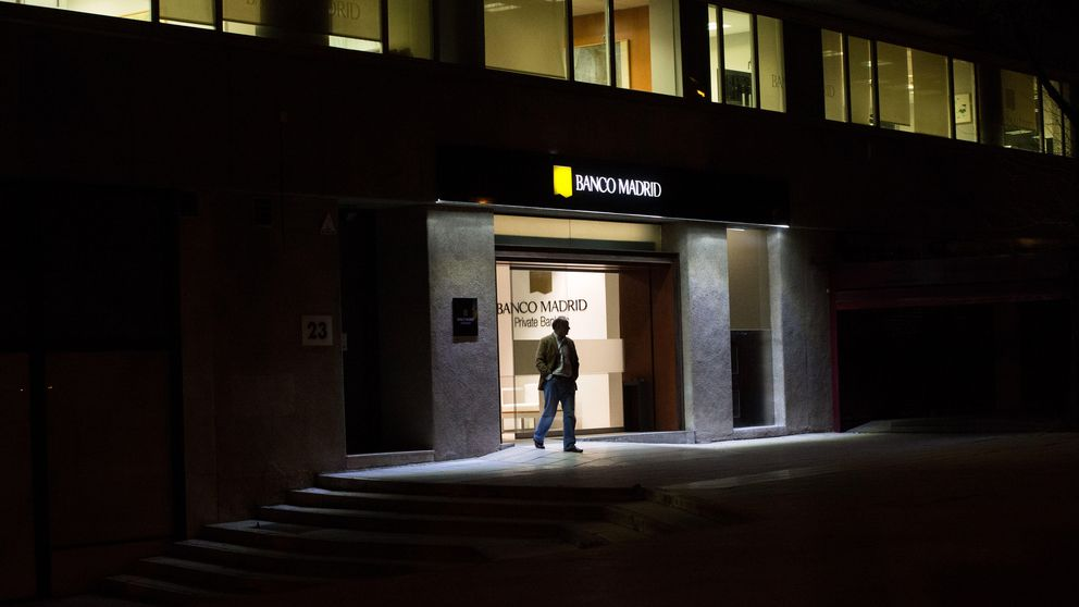La Audiencia investiga por blanqueo a Banco Madrid y siete consejeros