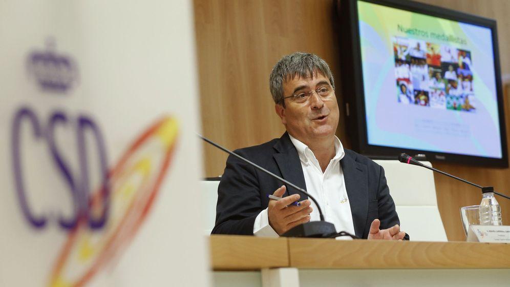 Foto: Miguel Cardenal, presidente del Consejo Superior de Deportes (CSD)