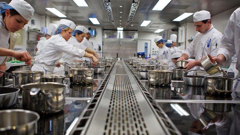Trabajo que no te enga e masterchef el miserable mundo for Equipo para chef