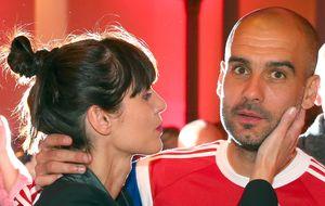 El mejor apoyo de Guardiola
