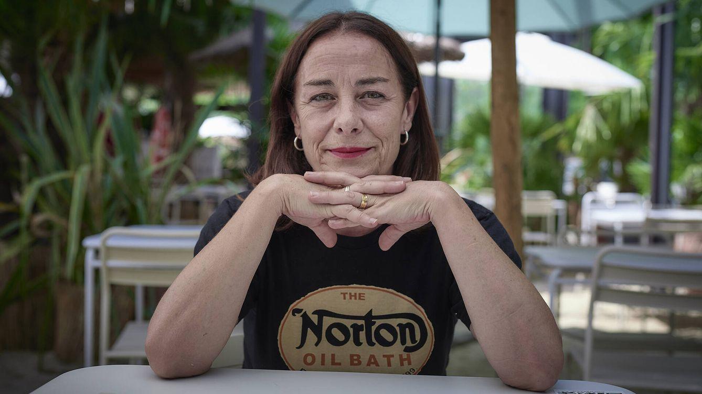 Foto: Entrevista a Rosa Estévez. (Jesús Hellín)