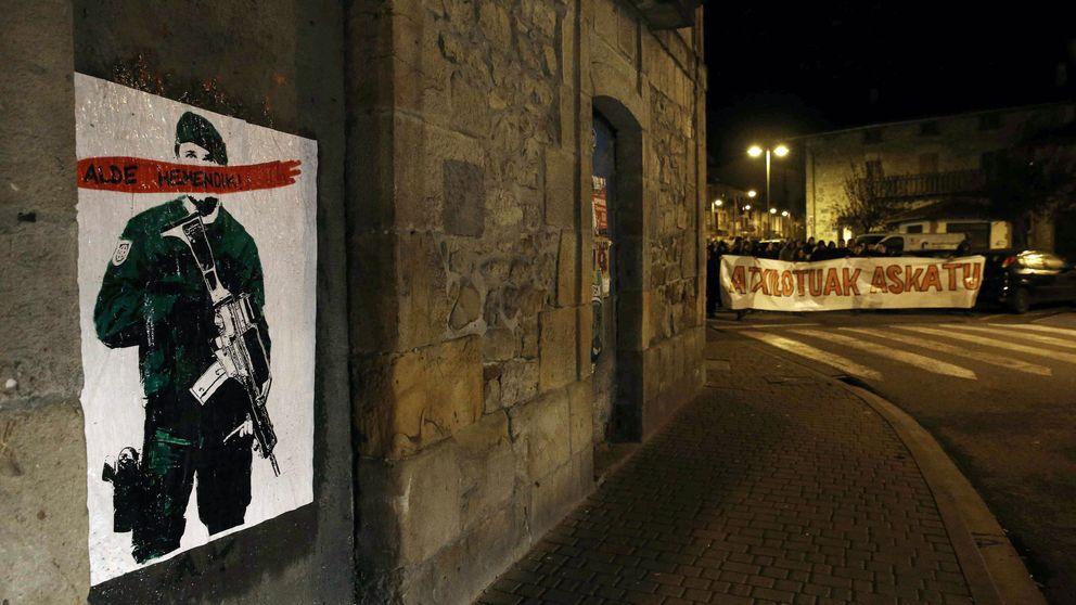 La jueza decreta prisión para seis detenidos por la agresión de Alsasua