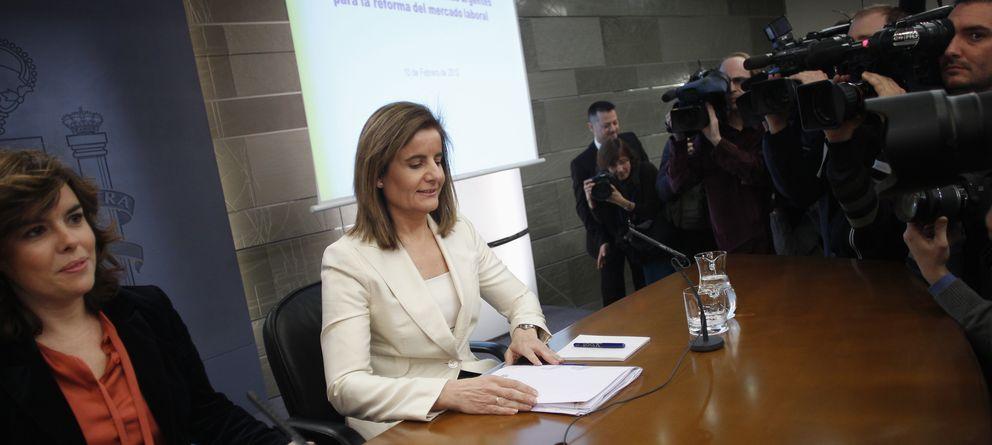 Foto: Fátima Báñez. (Reuters)