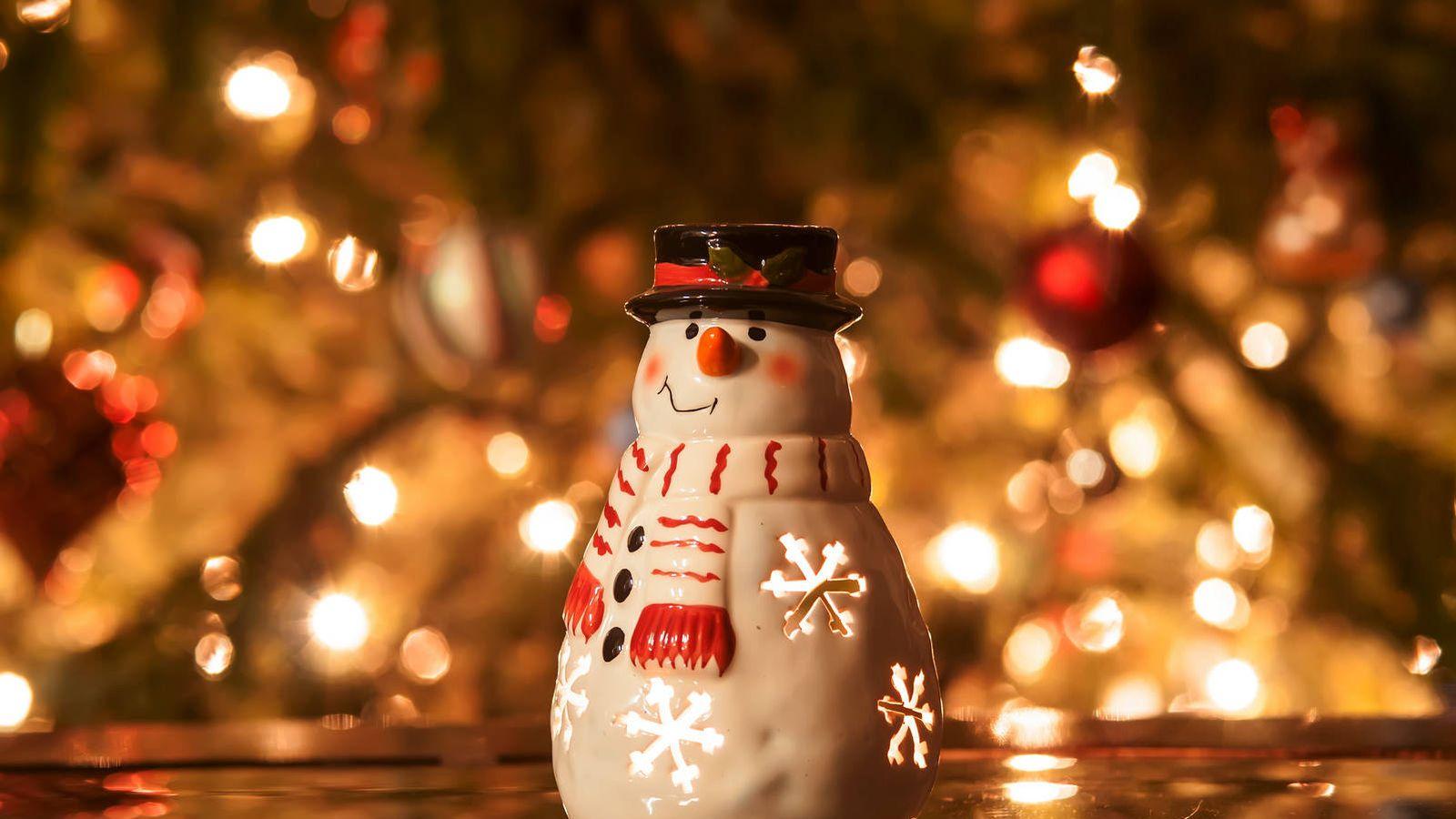 Foto: ¿Cuándo empiezan y terminan las vacaciones de Navidad en tu comunidad? (CC)