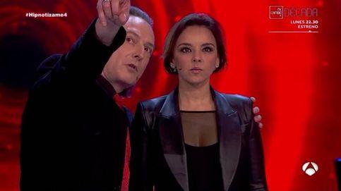 'Hipnotízame' regresa liderando la noche del viernes con un 14,8% de audiencia