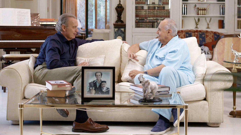 'Mi casa es la tuya' con José Luis Moreno y Bertín Osborne.