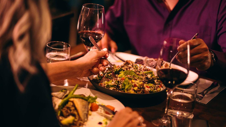 Los alimentos que son muy difíciles de maridar con vino