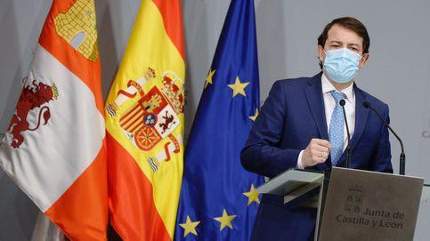 Mañueco pide optar por la vía política y cree que el decreto de alarma es interpretable