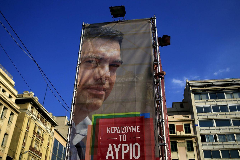¿Será Syriza un breve paréntesis en la historia política de Grecia?