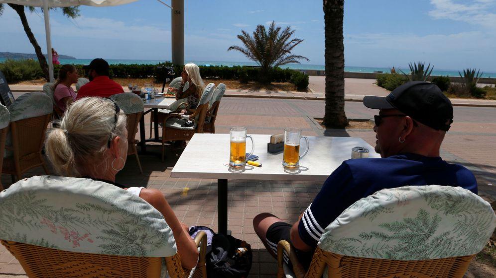 Foto: Turistas en Mallorca. (Reuters)