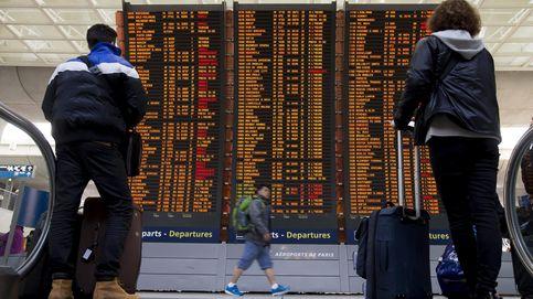La huelga de controladores en Francia repercutirá sobre los vuelos europeos