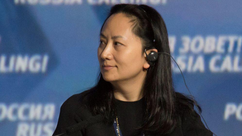 Foto: Meng Wanzhou, en una foto de archivo. (Reuters)