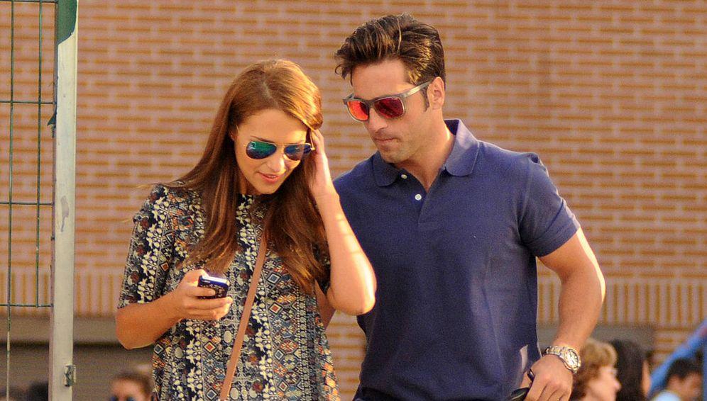 Foto: Paula y David en una imagen de archivo. (Gtres)
