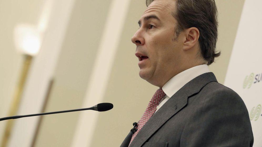Foto: El presidente de El Corte Inglés, Dimas Gimeno.
