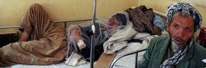 Mueren tres miembros de la OTAN y 35 personas en una oleada de atentados en Afganistán