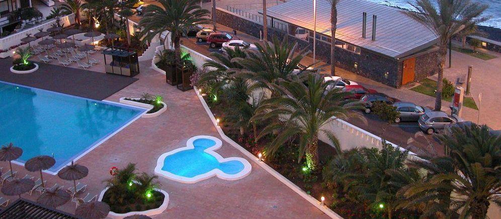 Foto: El Hotel Sol Costa Atlantis es uno de los 23 establecimientos de Atom.