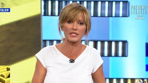 Monumental enfado de Susanna Griso: golpea la mesa de 'Espejo público'