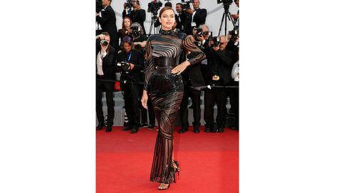 Festival de Cannes 2017: de Irina Shayk a Doutzen Kroes, las top models invaden la alfombra roja