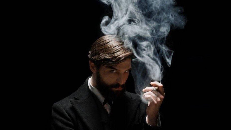 Robert Finster, protagonista de 'Freud' en Netflix. (Instagram: @robertfinsterofficial)