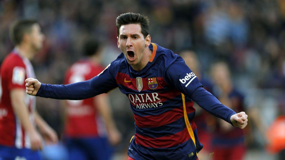 Messi sigue siendo la luz cuando el Barcelona juega entre las sombras