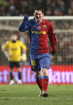 "Messi: ""Me interesa muy poco lo que diga Cruyff"""