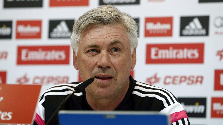 Ancelotti confirma que Bale descansará y no jugará contra el Eibar
