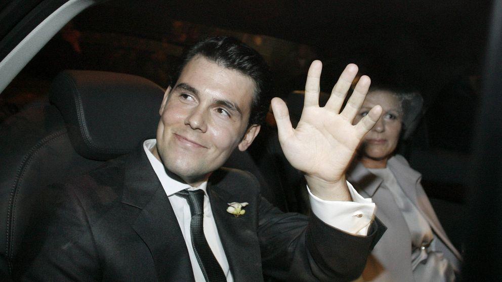Así fue la primera boda de Marta Ortega con Sergio Álvarez-Moya