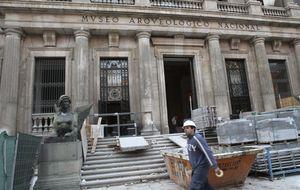 El Museo Arqueológico no tiene vigilantes para abrir