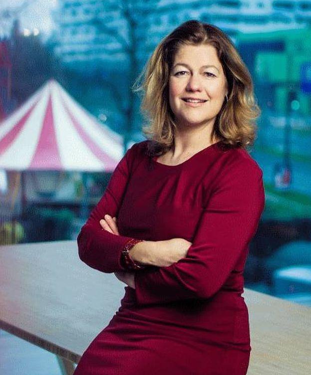 Foto: Masja Zandbergen, directora de inversiones de Robeco
