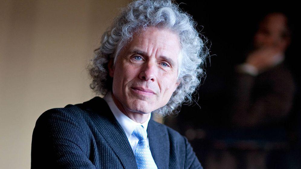 Foto: Steven Pinker. (Rose Lincoln - Harvard University)