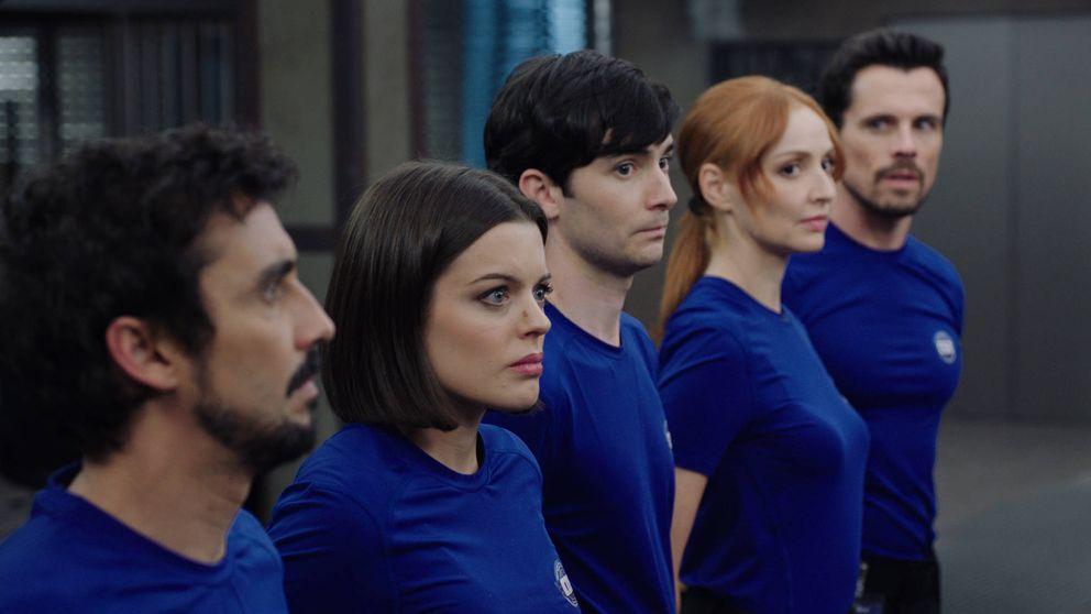 Antena 3 muestra las primeras imágenes de la serie 'Cuerpo de élite'