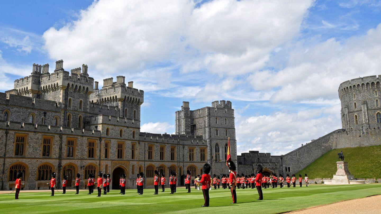 El castillo de Windsor. (Reuters)