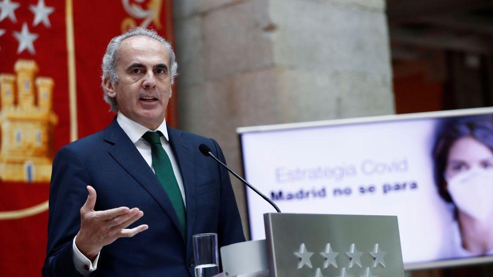 Madrid elimina datos de sus informes tras acusar a Simón de tergiversar la información