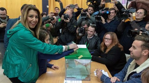 Elecciones de Andalucía, en directo: Vuelco electoral: Díaz se hunde y el centro derecha suma