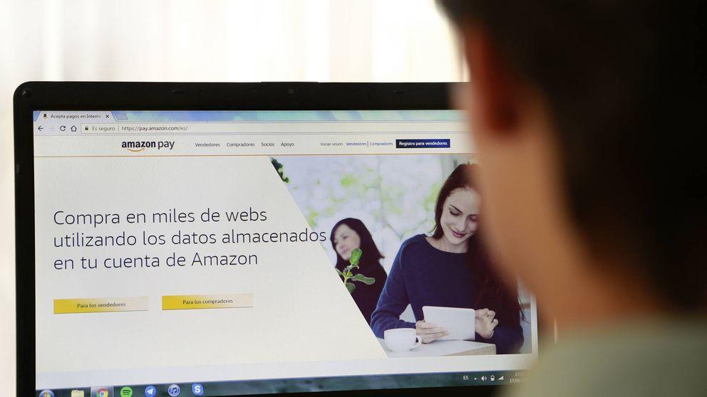 Amazon estrena su propio sistema de pagos 'online' en España. Así funciona