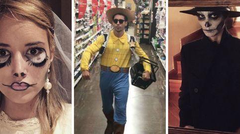 Amaia Salamanca, Alba Carrillo, CR7: copia los disfraces de Halloween de los vips