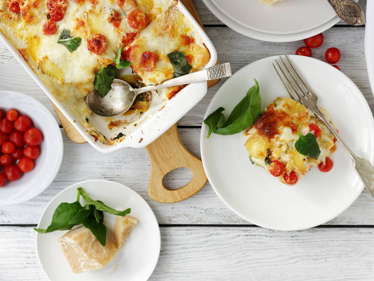 Foto: La pasta con atún es fácil de preparar y un plato sano. (iStock)