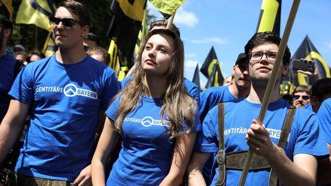 Partidos, protestas y violencia: las mujeres despegan en la ultraderecha