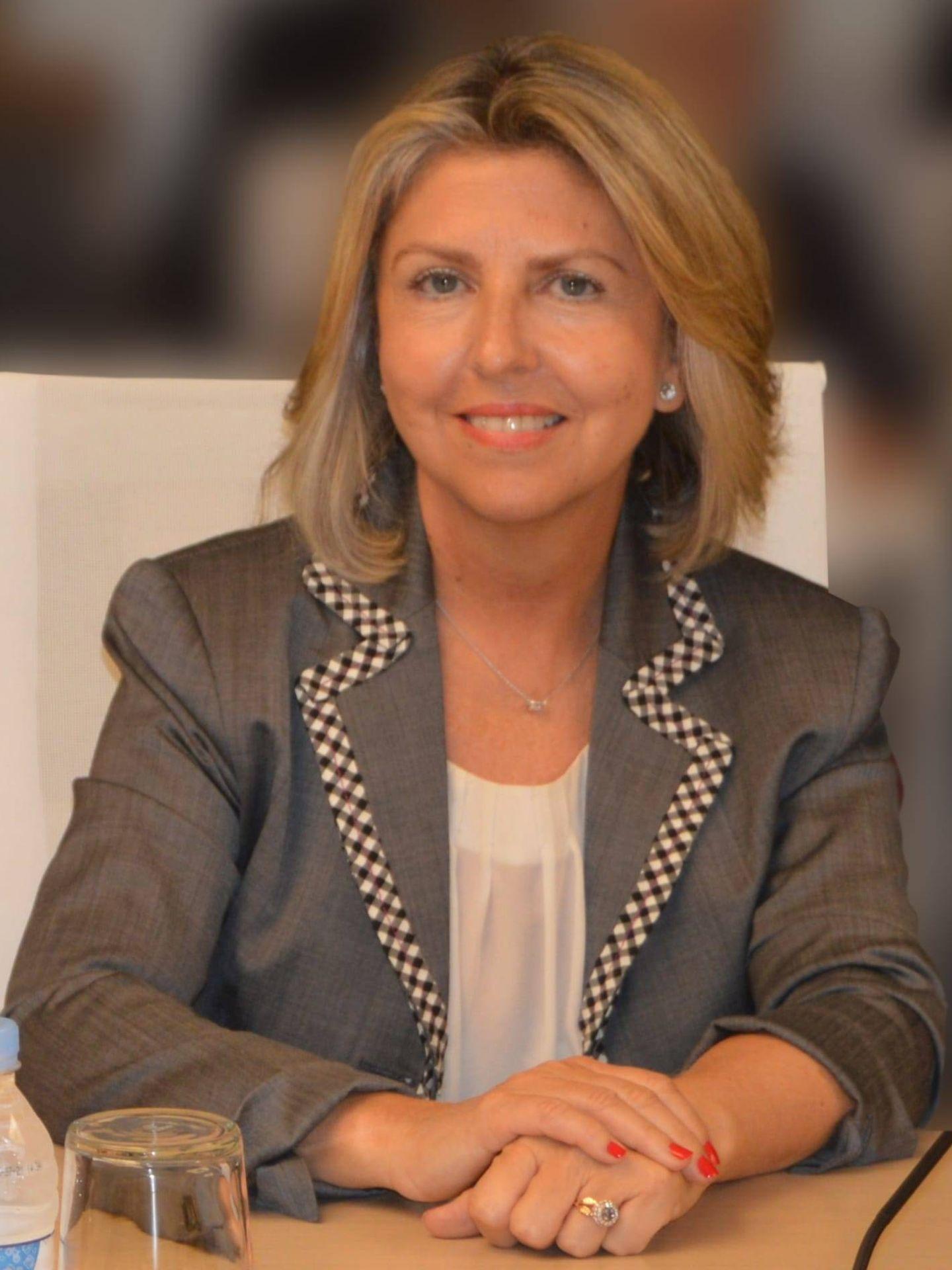 María Río Presa, general manager en Gilead Sciences.