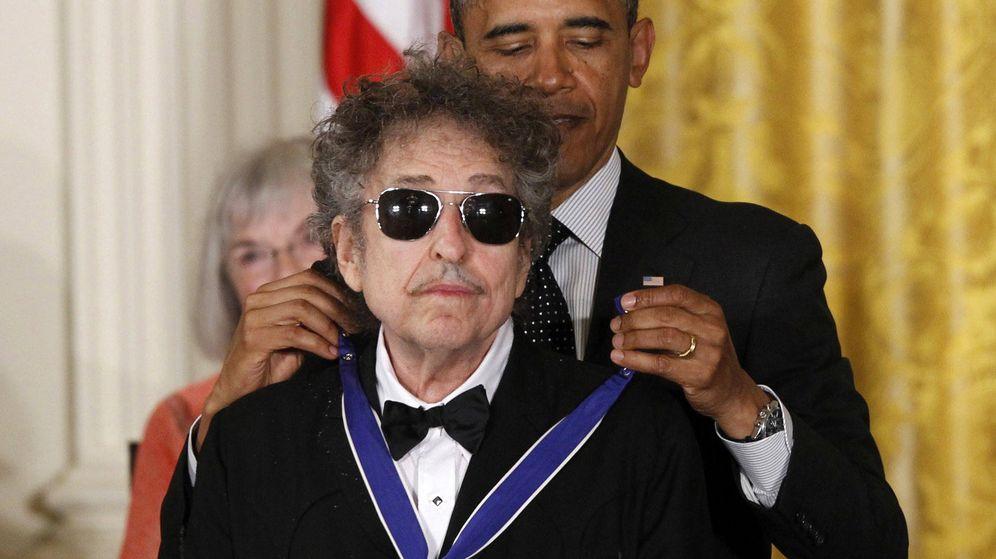 Foto: El cantante Bob Dylan en una imagen de archivo. (Gtres)