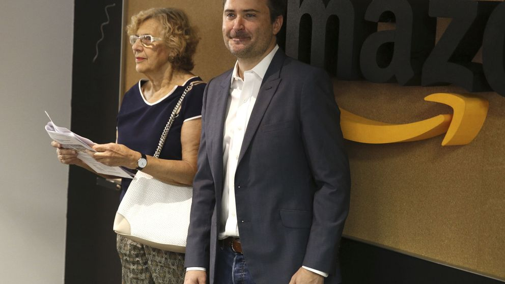 Turbulencias en la cúpula de Amazon España: dimite su director general