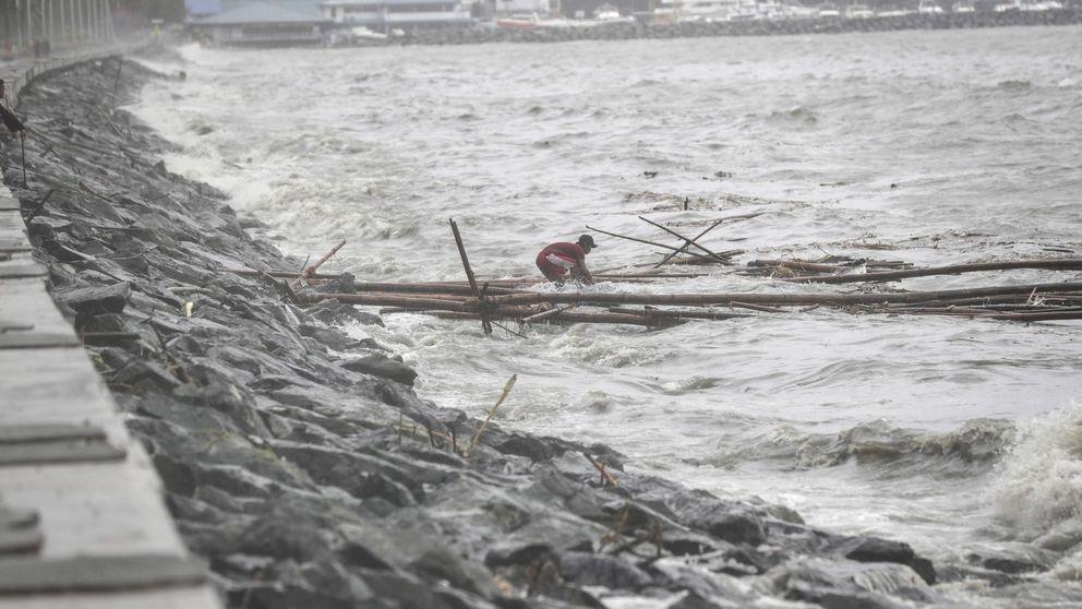 Más de 20 muertos y decenas de desaparecidos en Filipinas por el tifón Mangkhut