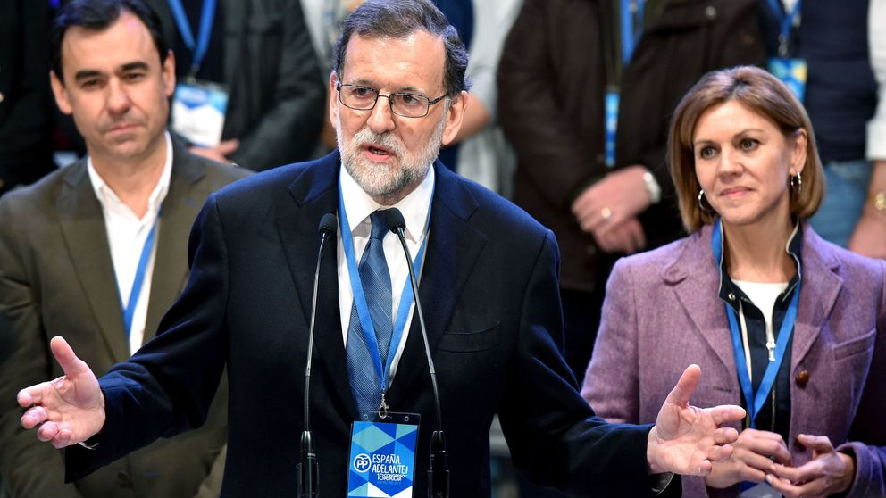 Rajoy rectifica y recupera el modelo Aznar con un número tres dedicado a Génova